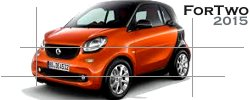 SMART ForTwo 2015-