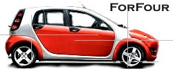 SMART ForFour,