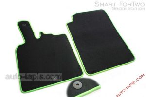 SMART ForTwo TAPIS de sol, Green Edition,