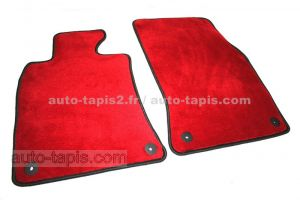 MINI ONE TAPIS DE SOL AVANT RED EDITION,