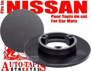 NISSAN Kit de fixation,