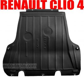 RENAULT CLIO 4 Under Engine Cover