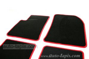 FORD FIESTA TEXTILE MATS FRONT,